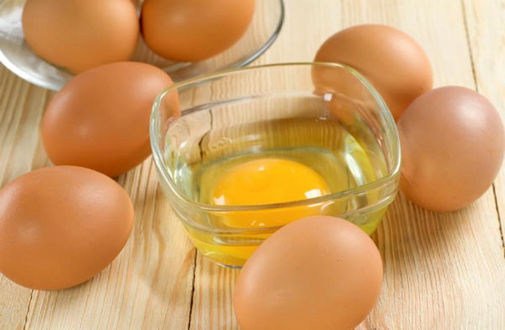 فوائد البيض للشعر