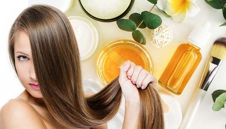 خلطات طبيعية لمنع تساقط الشعر وتكثيفه