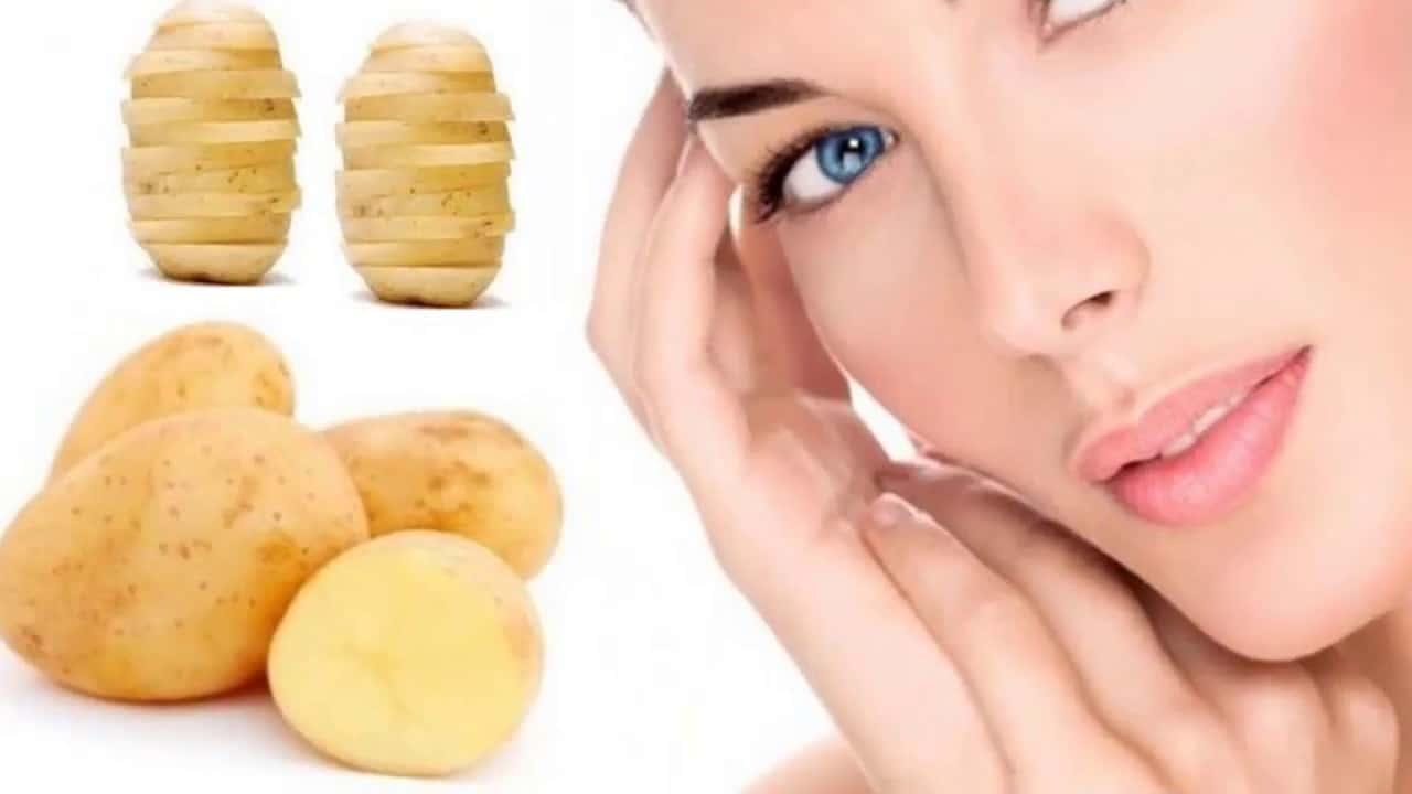 أهم فوائد البطاطس للبشرة