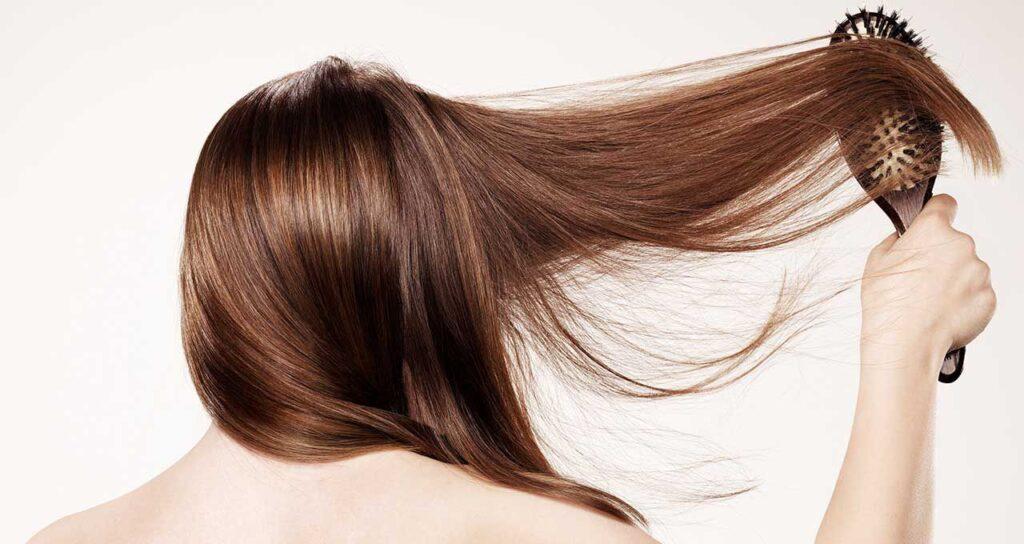 كيف أتخلص من القشرة وتساقط الشعر