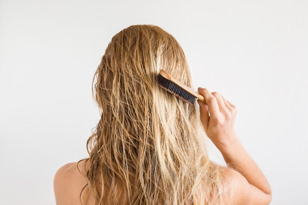منع تساقط الشعر للنساء