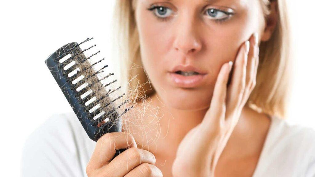 وصفة لعلاج سقوط الشعر